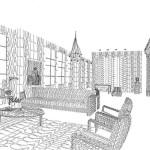 dom z liter