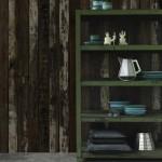 drewniane tapety