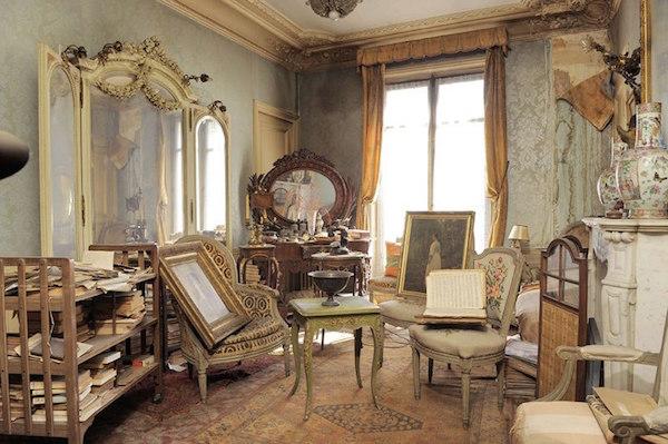 preserved paris apt1