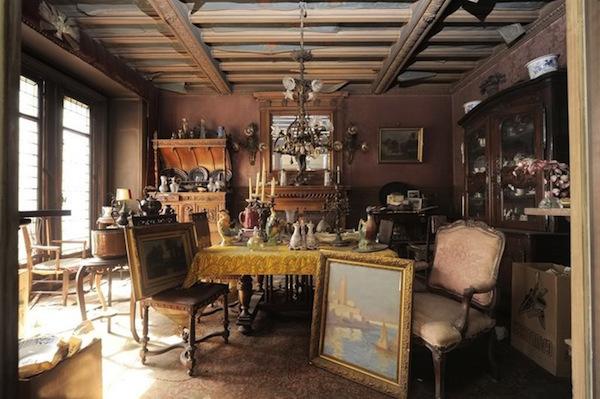 preserved paris apt6