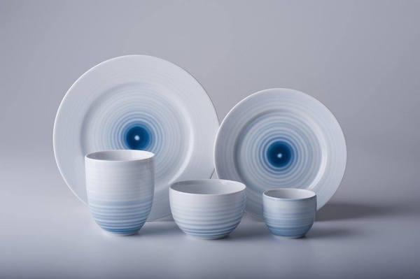 spirala porcelana